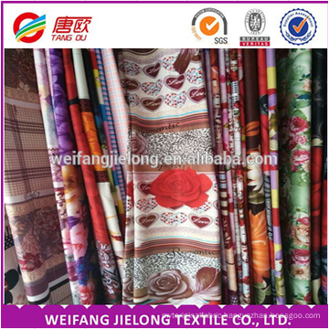 100% polyester rotary disperse 3D bed sheet fabric for India market