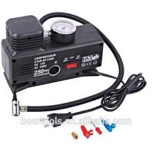 2014 Novo modelo 12V 230V Dois Função Mini Compressor Inflating Compressor