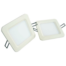 Cuadrado ES-9w led downlight del panel
