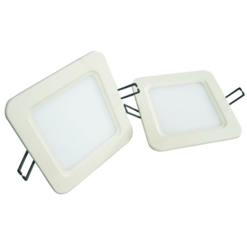 ES-9w Square led Panel downlight