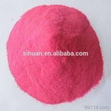 metallic electrostatic epoxy polyester powder coating