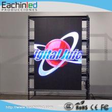 Grand mur visuel polychrome d'intérieur d'écran d'affichage à haute définition de P6.25 SMD LED avec la fonction de TV