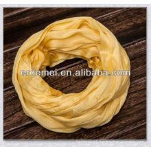 Viscose scarf/neck scarf fabric