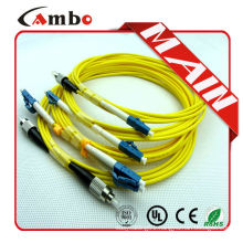 SC Duplex 2.0mm DX SM Fiber optical patch cord