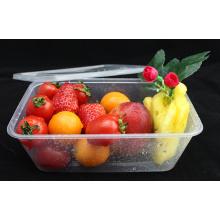 Envase de comida plástico de los PP de la inyección con mejores ventas