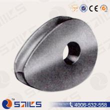 Dedal maleable resistente de la cuerda de alambre del molde (DIN3091)
