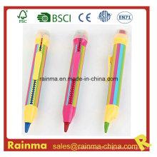 3 In1 Twistable Crayon para escolas de papelaria