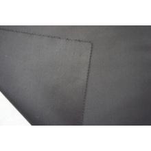 Weave de cetim preto para tecido tecido de lã