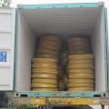 De calidad superior trenza de alambre de acero YATAI sintético CPE caucho 6 mm, 8 mm, 16 mm, 25 mm de tubería de combustible