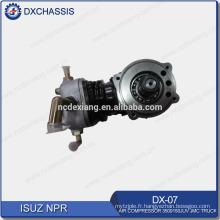 Pièces de rechange automatiques véritables DX-07 pour le compresseur de climatisation de camion de JMC