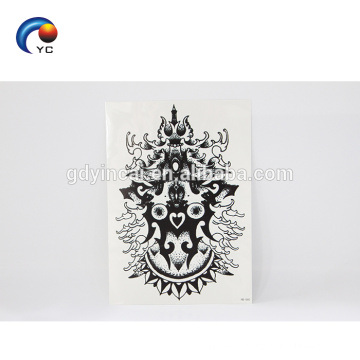 TATTOO STICKERS WATERPROOF TEMPORARY TATTOOS ARM BACK BODY ART FAKE