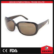 2015 New Hot Fashion Unisex Handmade High Quality top Acetate Sunglass with CR39 Lens
