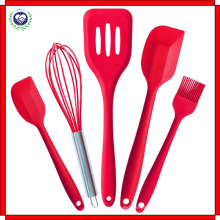 Conjunto de ferramentas de cozimento conjunto de utensílios de cozimento resistente ao calor