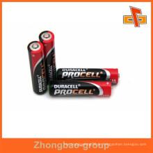 Kundengerechtes schönes bedruckbares wärmeempfindliches Batterie-Schrumpfschlauch für Batteriekollation