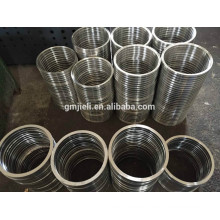 304 Stainless Steel investment casting connecting sleeve