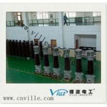 Transformateur à courant immergé à huile de 110kv