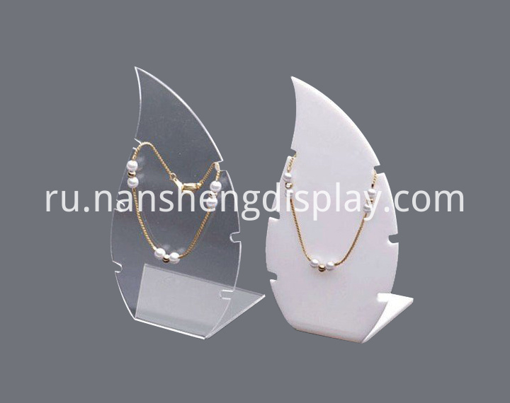 acrylic jewelry displays