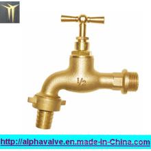 Латунный водопроводный кран (a. 0179)
