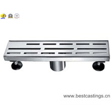 304 Type Stainless Steel Linear Shower Drain