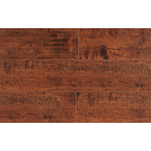 Commercial 8.3mm E0 Embossed Cherry Waterproof Laminate Flooring