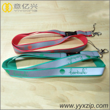 Silk Printed Fashion Custom Business Lanyard Logo