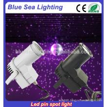 Mini Beam Lighting 10W DMX512 LED Pin Spot Stage Light