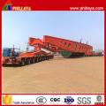 Heavy Engineering Transporter Multi Hydraulische Schwenkachsen Modular Trailer