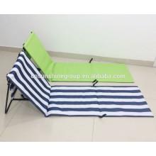 Colorful Foldable Beach Mat/folding camping beach seat/beach cushion