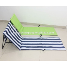 Colorful Foldable Beach Mat/folding camping beach seat/beach cushion