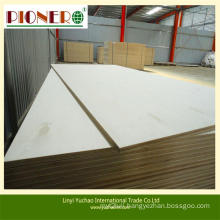 Poplar Face/Back Commercial Plywood with Low Price