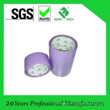 Bande d'emballage de BOPP pourpre de couleur adaptée aux besoins du client