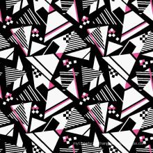 Mode Bademode Stoff Digitaldruck Asq-022