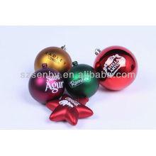Bolas de la INSIGNIA pequeñas artesanías al por mayor 2013