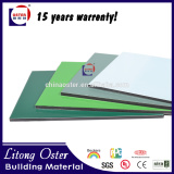 Litong Oster advanced pvdf aluminum acp building construction material from guangzhou