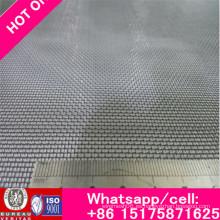 2016 Promoción 1.0m Ancho Pure Titanium Micron Mesh