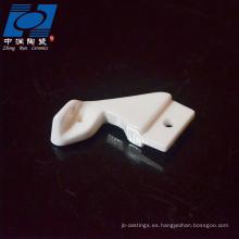 Zirconia pieza de tornillo de cerámica