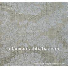 2016 tecido de veludo de bronzeamento