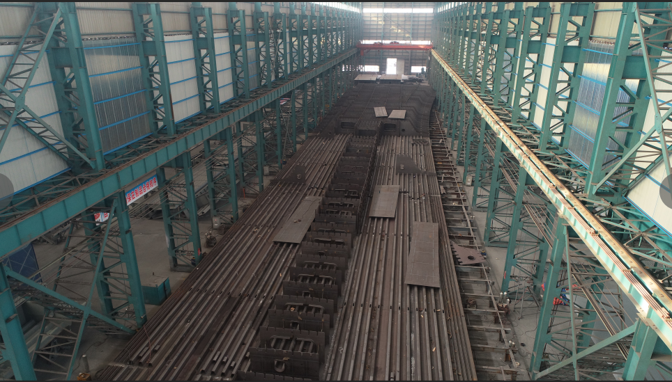 structural steel companies