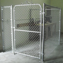playground protection chain link fencing