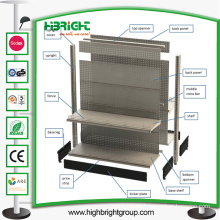 American Iron Matal Steel Supermarket and Store Shelving