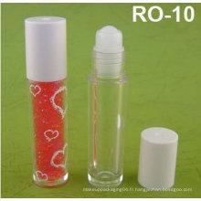 Conteneur à lèvres et bouteille