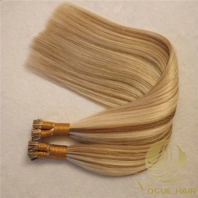 i tip human hair