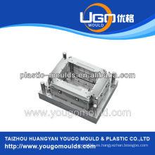 Compra de alta calidad de volumen de negocios cajón de molde de transporte cajas de moldeo de inyección de plástico molde cajas moldes