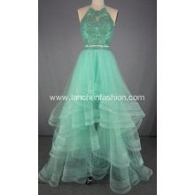 Mesh Prom Dress Evening Gown Wholesale