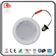 ETL Es verzeichnet 4 Zoll 6 Zoll Dimmable LED Downlight