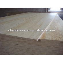 15mm 18mm melamine glue Radiata pine face/back commercial plywood with poplar core
