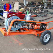 QTZ-3D electric soil sampling drilling rig/soil testing drill rigs for sale