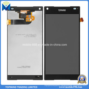Mobile Phone LCD for Sony Xperia Z5 Compact LCD with Digitizer Touch Screen