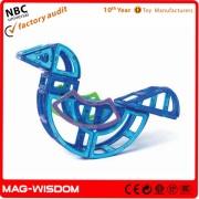 Magnet Plastic Materials Toy