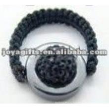Дружеское хрустальное кольцо